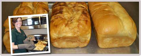 Trunnell's Farm Market - Fresh Bread and Baked Goods from the Kitchen
