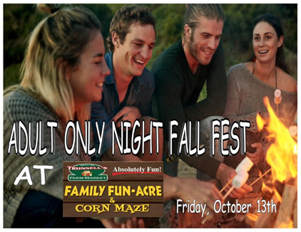 Adult Only Night Fall Fest - October 13, 2017 (Owensboro, KY)