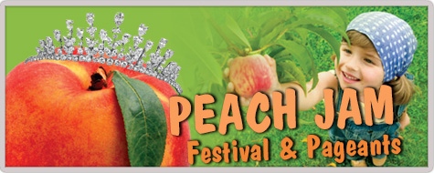 Peach Jam Festival and Peach Pageants - Owensboro, KY