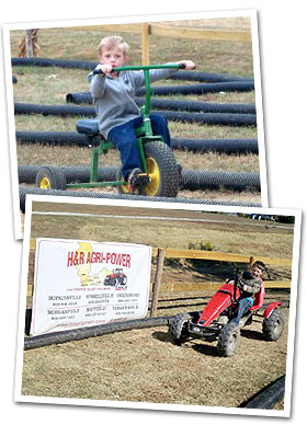 Pedal Tractors and Pedal Carts at Trunnells - Kentucky
