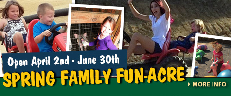 Family Fun-Acre now open
