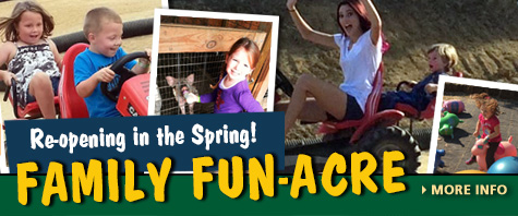 Fun-Acre re-opening spring 2018