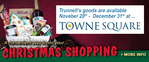 Trunnell's is now at Towne Square Mall - Owensboro, KY