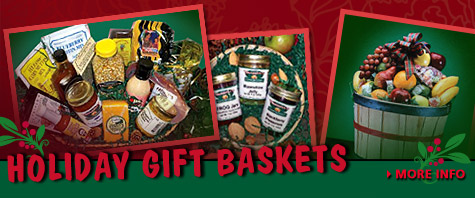 Fruit and Gift Baskets from Trunnell's Farm Market