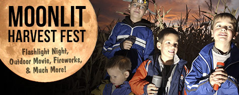 Moonlit' Harvest Fest &amp Flashlight Night - October 14th, 2017 (Owensboro, KY)