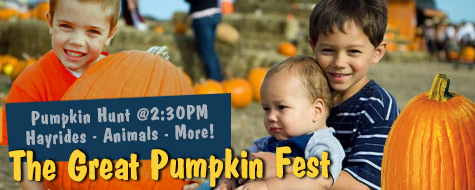 Great Pumpkin Fest - October 7-8, 2017 (Owensboro, KY)