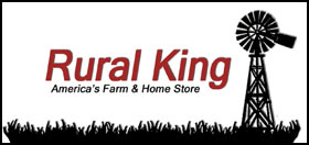 Rural King (America's Farm & Home Store) - Trunnell's Fun Acre Sponsor